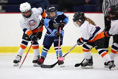 Columbus Day Invitational – Rhode Island Sting – Girls Hockey Tournament